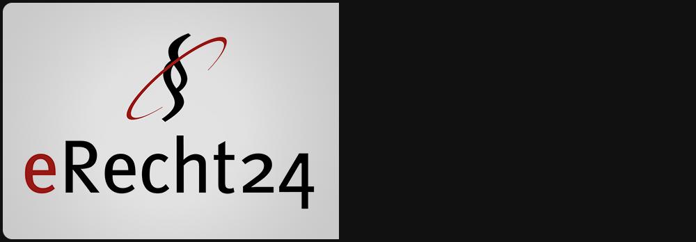 eRecht 24 - Datenschutzerklärung